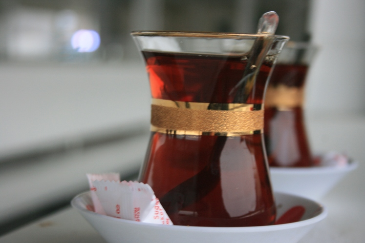 I'm going to miss Turkish çay on the ferry.